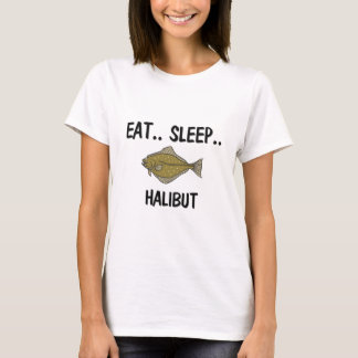 Eat Sleep HALIBUT T-Shirt