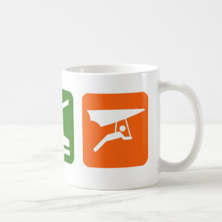 Eat Sleep Handgliding Mugs