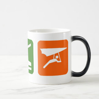 Eat Sleep Hang gliding Magic Mug