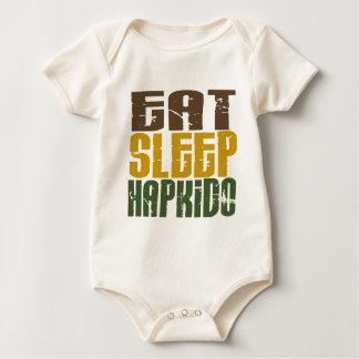 Eat Sleep Hapkido 1 Bodysuit