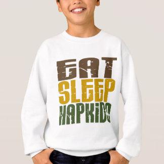Eat Sleep Hapkido 1 Sweatshirt