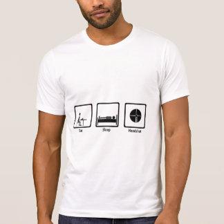 Eat, Sleep, Headshot - FPS Gamer Shirt