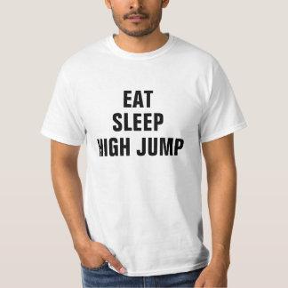 Eat sleep High Jump T-Shirt