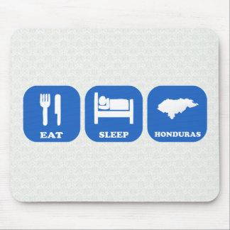 Eat Sleep Honduras Mousepad