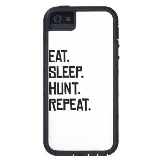 Eat Sleep Hunt Repeat iPhone 5 Case
