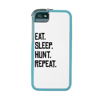 Eat Sleep Hunt Repeat Cover For iPhone 5
