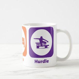 Eat Sleep Hurdle Coffee Mug