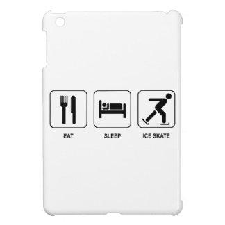 Eat Sleep Ice Skate iPad Mini Covers