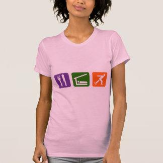 Eat Sleep Ice Skating T Shirts