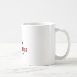 Eat sleep inline skating coffee mug