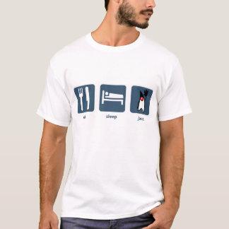 Eat Sleep Java T-Shirt
