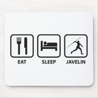 Eat Sleep Javelin Mouse Pad