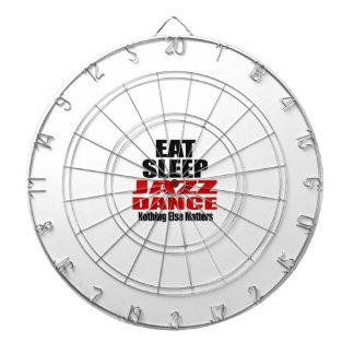 EAT SLEEP JAZZ DART BOARDS