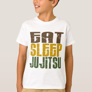 Eat Sleep Ju Jitsu 1 T-Shirt