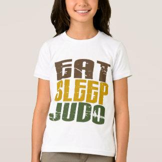 Eat Sleep Judo 1 T-Shirt