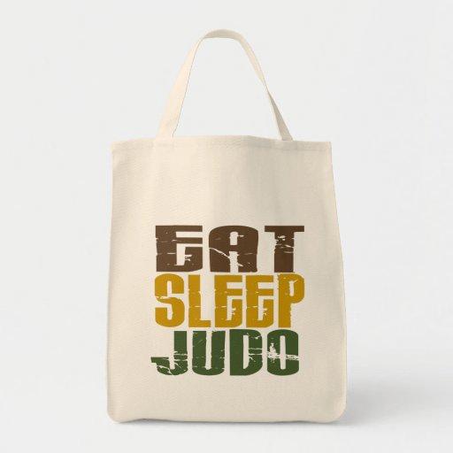 Eat Sleep Judo 1 Tote Bag