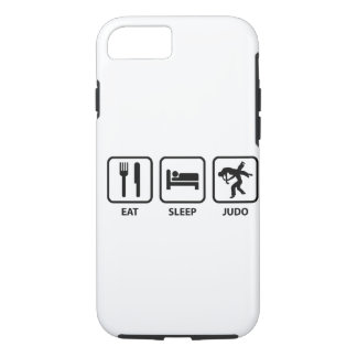 Eat Sleep Judo iPhone 8/7 Case