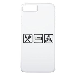 Eat sleep Kart iPhone 8 Plus/7 Plus Case