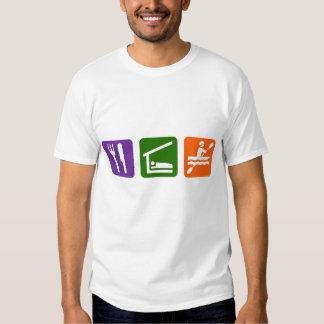 Eat Sleep Kayaking T-shirt