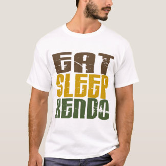 Eat Sleep Kendo 1 T-Shirt