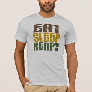 Eat Sleep Kenpo 1.1 T-Shirt