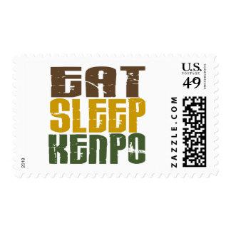 Eat Sleep Kenpo 1 Stamps