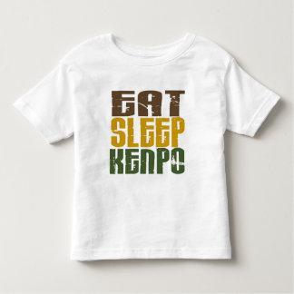 Eat Sleep Kenpo 1 Tee Shirt