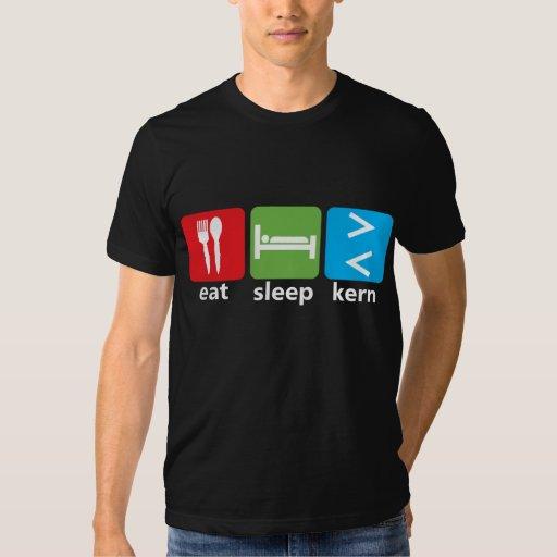Eat Sleep Kern T-shirt