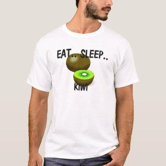 Eat Sleep KIWI T-Shirt