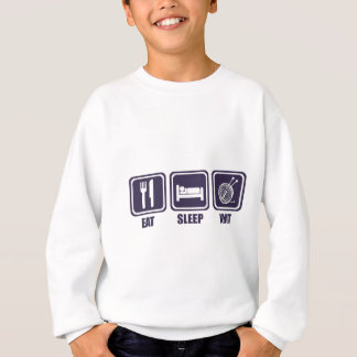 Eat Sleep Knitting Repeat T Shirt