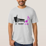 Eat Sleep Kpop T Shirt (light)