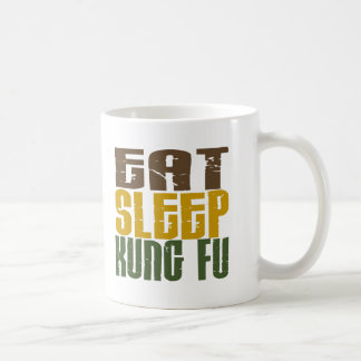 Eat Sleep Kung Fu 1 Coffee Mug