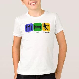 Eat Sleep Lacrosse T-Shirt