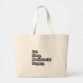 Eat Sleep Maxillofacial Surgery Bag