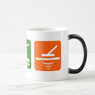 Eat Sleep Metal Detector Magic Mug