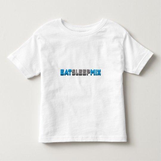 Eat Sleep Mix Toddler T-shirt