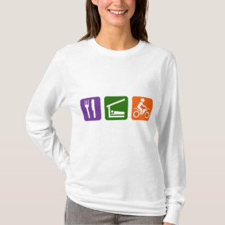 Eat Sleep Motocross T-Shirt
