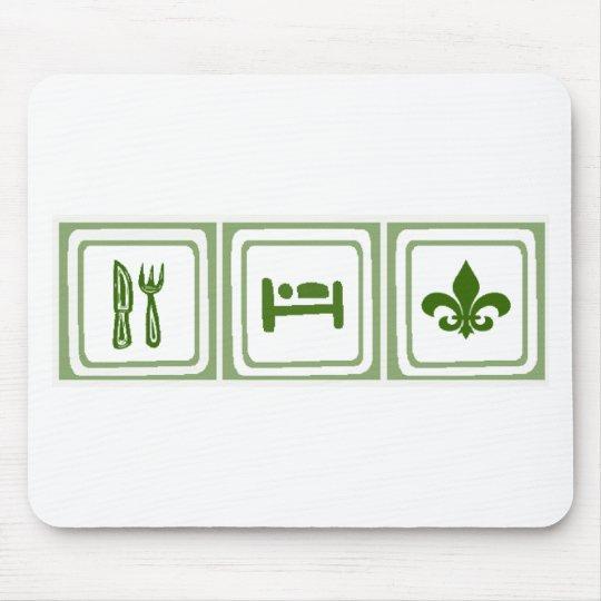 Eat Sleep... Mouse Pad
