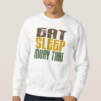 Eat Sleep Muay Thai 1 Sweatshirt