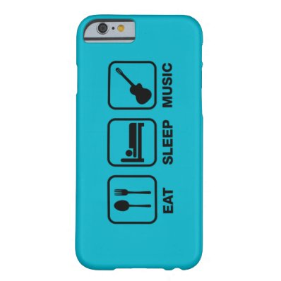 Eat Sleep Music IPhone 6 Case