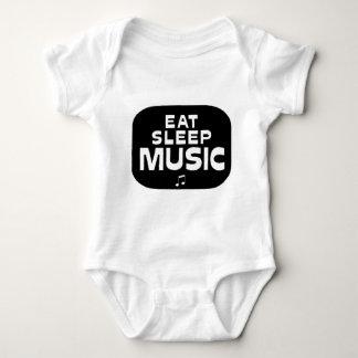 Eat Sleep Music T-shirts