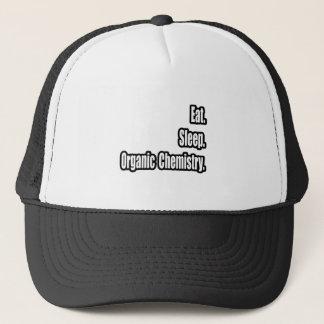 Eat. Sleep. Organic Chemistry. Trucker Hat