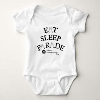 Eat Sleep Parade Infant Baby Bodysuit