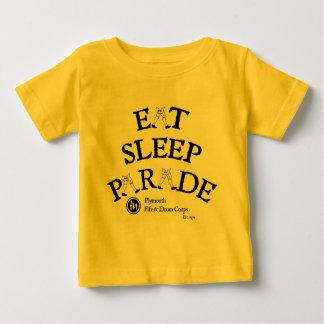 Eat Sleep Parade Toddler T-Shirt
