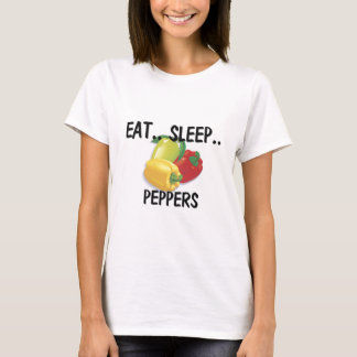 Eat Sleep PEPPERS T-Shirt