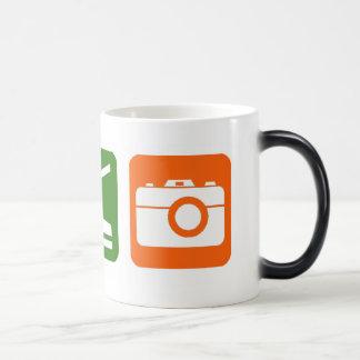 Eat Sleep Photography Magic Mug