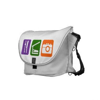 Eat Sleep Photography Commuter Bags