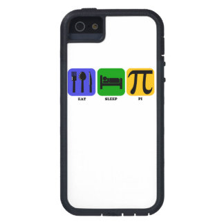 Eat Sleep Pi Case For iPhone 5
