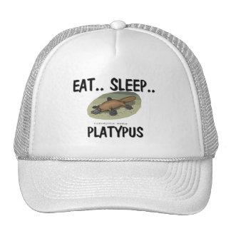 Eat Sleep PLATYPUS Trucker Hat