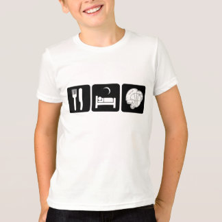 eat sleep play ball T-Shirt